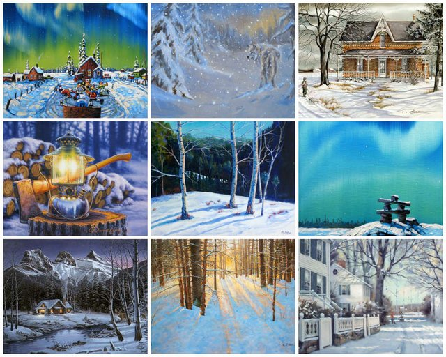 Picture This Winter Art Show 2016