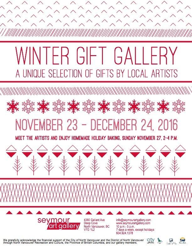Seymour Art Gallery, Winter Gift Gallery