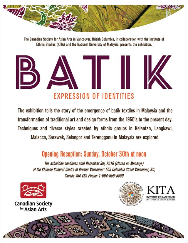 Batik: Expression of Identities