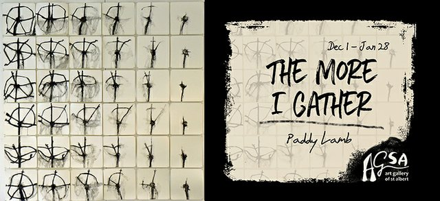 "Paddy Lamb, ""The More I Gather"""