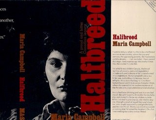 """""""Halfbreed"""" Front Cover, 1973"""