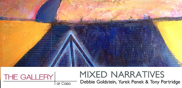 Mixed Narratives - Casa Gallery