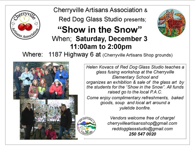 Show in the Snow 2016 Cherryville