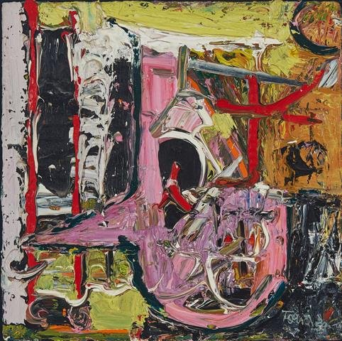 """Harold Town, """"Untitled,"""" 1959"""