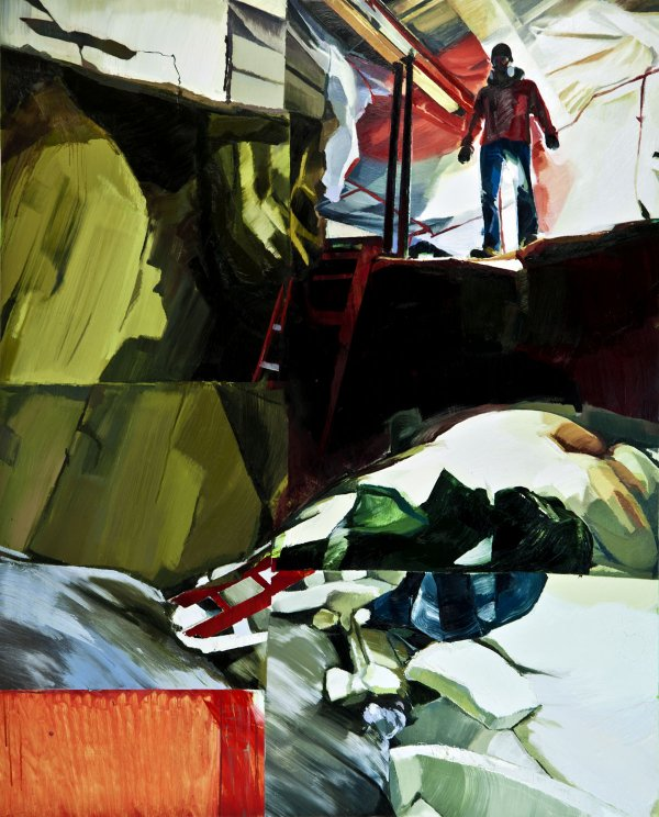 "Allyson Glenn, ""The Cave 1,"" 2013"