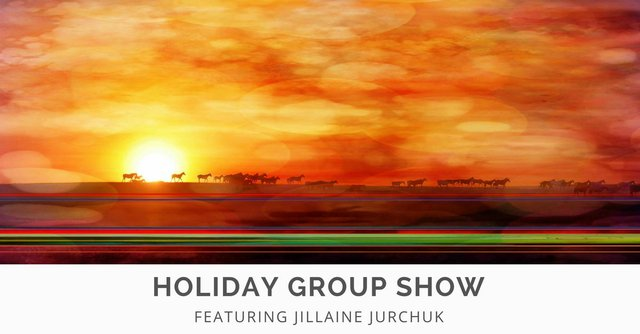 "Jillaine Jurchuk, ""Free to Roam,"" nd"