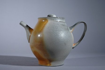 "Terry Hildebrand, ""Large Teapot,"" nd"