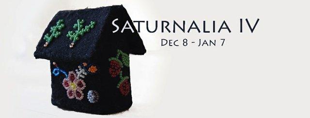 Saturnalia IV at Slate