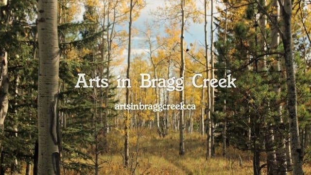 Arts in Bragg Creek, Alberta