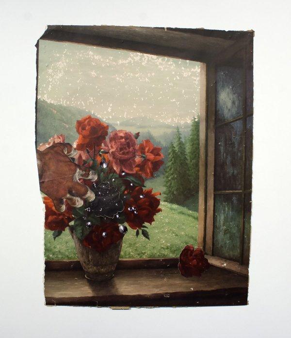 "Jess Willa Wheaton, ""Untitled (atoms),"" 2015"