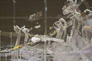 """David Altmejd, """"The Vessel,"""" 2011"""