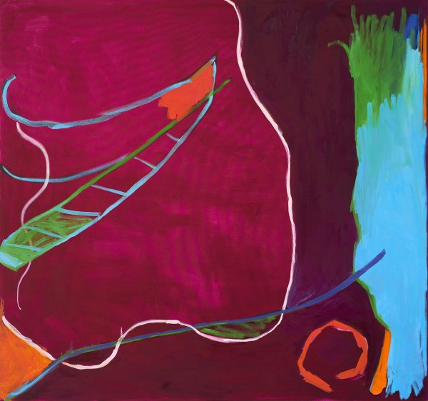 "Mina Totino, ""The Soul Molecule,"" 2015"