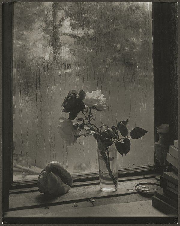 "Josef Sudek, ""Window of My Studio,"" c. 1940-54"