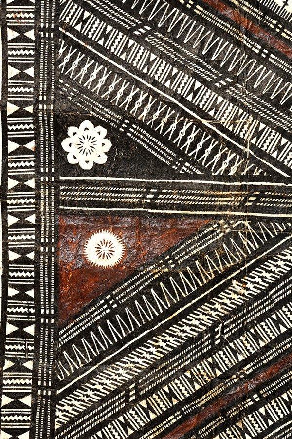 Fiji: bark cloth