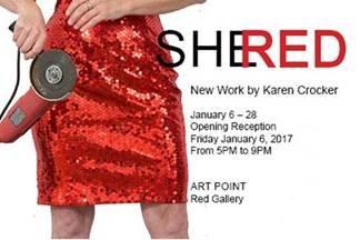 Karen Crocker, SheRed