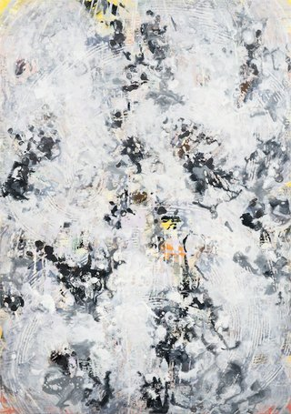 "Philippe Raphanel, ""Attempt"" 1, 2016"