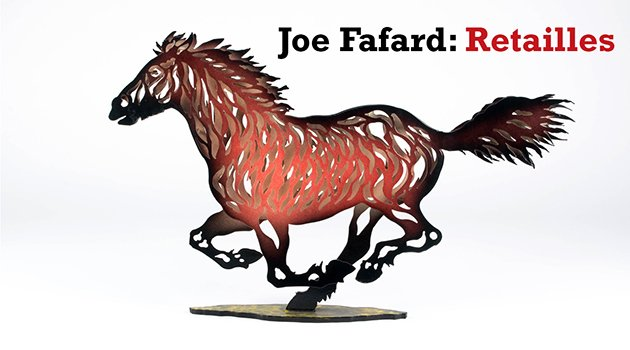 Joe Fafard, Retailles