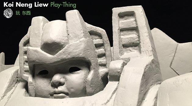 "Koi Neng Liew, ""Play thing"""