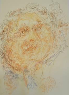 """Ann Kipling, """"Maxine Dec 2/86,"""" 1986"""