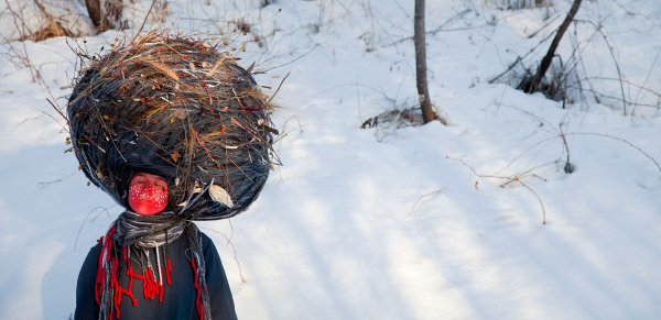 "Meryl McMaster, ""Dream Catcher,"" 2015"