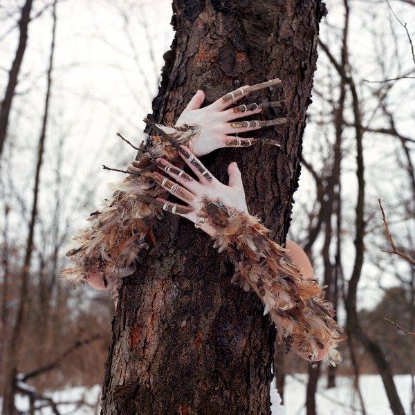 "Meryl McMaster, ""Sentience,"" 2010"