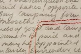 """Writing Home"""