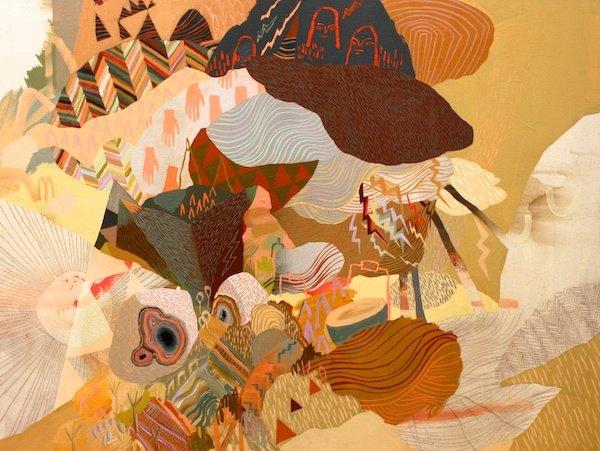 """Meghan Hildebrand, """"Buried Giants,"""" nd"""