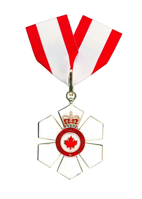 Companion Medal of the Order of Canada