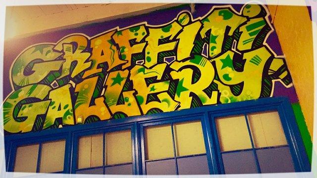 Grafitti Gallery