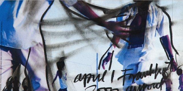 "Istvan Kantor,"" Untitled (Rip-Outs Series), (detail),"" 2000"