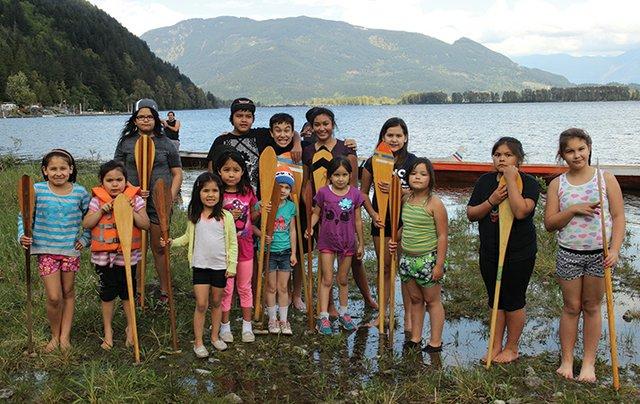 "Sq'éwlet, ""A Stó:lō -Coast Salish Community in the Fraser River Valley,"" 2017"