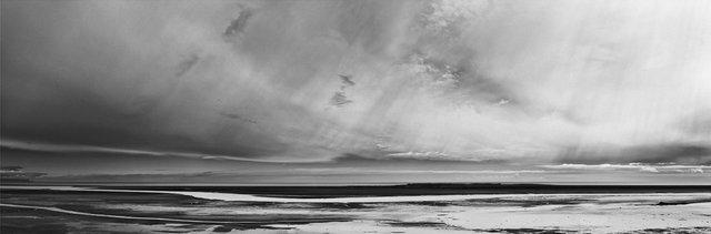 "Gerard Yunker, ""Landscape Study 8 Southeast Iceland - Hof,"" 2016"