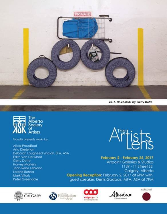 The Artists Lens, Artpoint Galleries and Studios