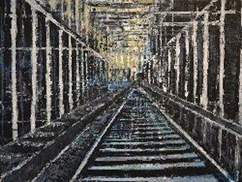 """David Tycho, """"Station #1,"""" 2016"""