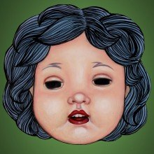 "Andrea Hooge, ""Toy Baby,"" nd"