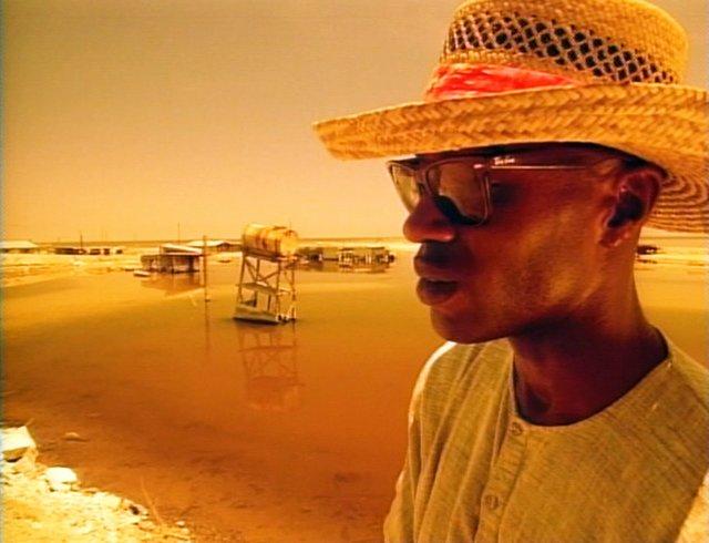 "John Akomfrah, ""The Last Angel of History,"" 1996, film still, 45 min. Photo courtesy of Icarus Films"
