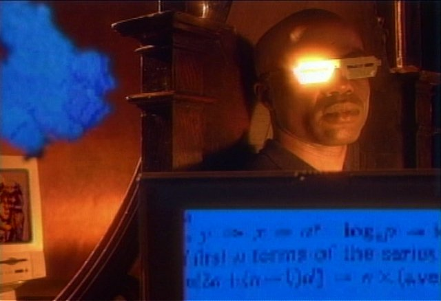 "John Akomfrah, ""The Last Angel of History,"" 1996, film still, 45 min. Photo courtesy of Icarus Films"