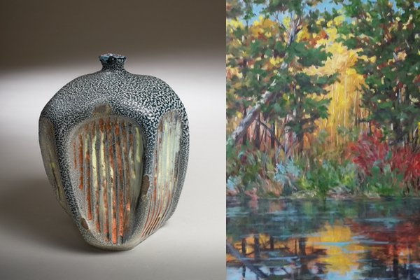"Mel Bolen and Karen Holden, ""Vessels and Vistas"""