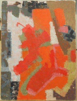 "Ronald York Wilson, ""Sai Kung,"" Hong Kong 1965"