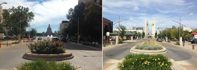 Capital Boulevard Legacy Public Art Project – Canada 150