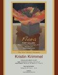"Kristen Krimmel, ""Flora"""