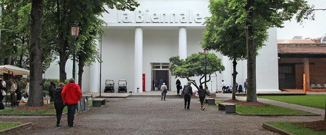 Venice Biennale Giardini Pavilion
