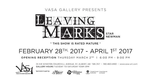 Leaving Marks