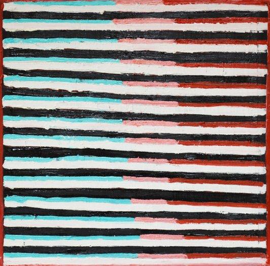 "Steph Krawchuk, ""Checkerboard,"" 2016"
