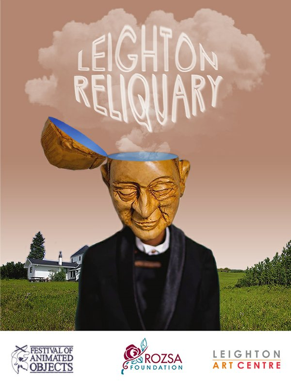 Leighton Reliquary at the Leighton Art Centre