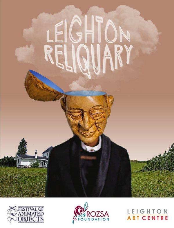 Leighton Reliquary at the Leighton Art Centre