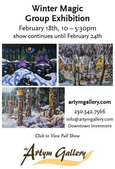 Winter Magic Group Exhibition
