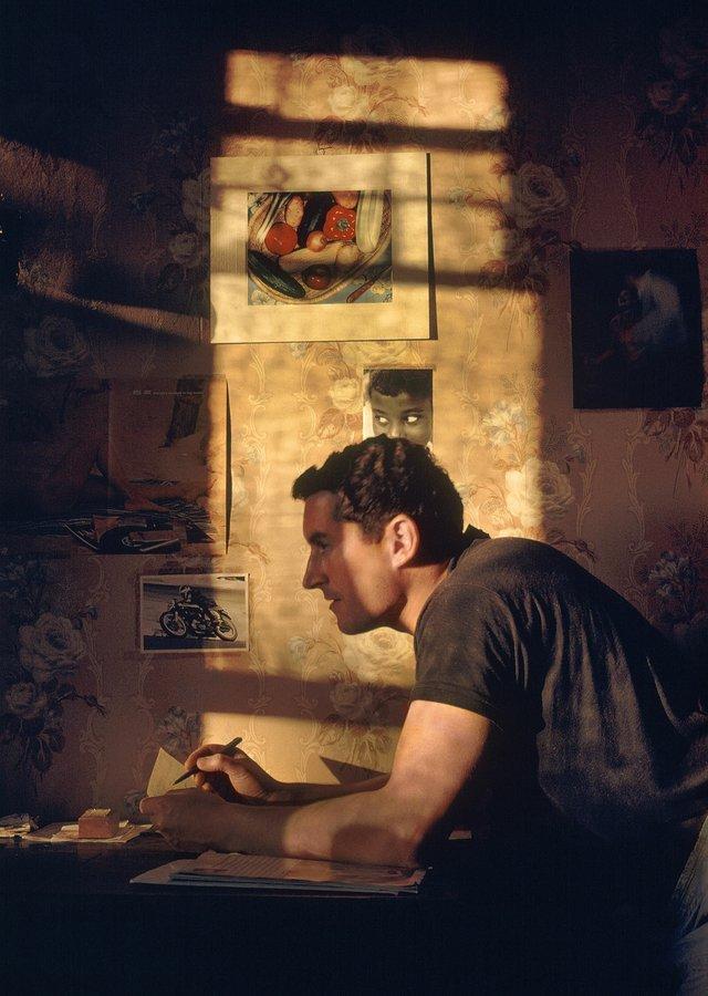 "Fred Herzog, ""Self-Portrait,"" 1959"