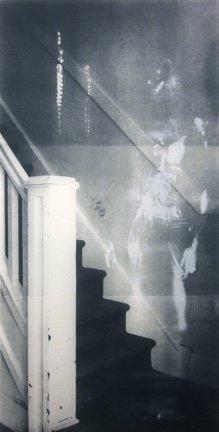"""Darian Goldin Stahl, """"Stairway,"""" 2015"""