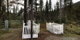 """Stanley Cemetery"""